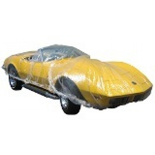 Audi A Plastic Car Cover Disposable Temporary Car Cover - Audi a5 car cover